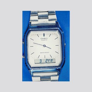 Wristwatch Rectangle Magnet