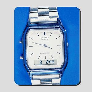 Wristwatch Mousepad