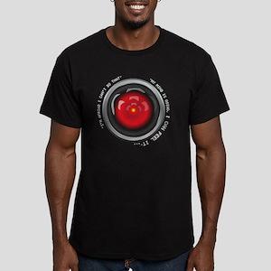 HAL Men's Fitted T-Shirt (dark)