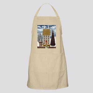 Christmas Drapes Apron
