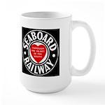 Seaboard Railway Large Mug