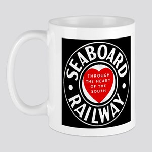 Seaboard Railway Mug
