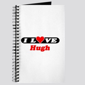 I Love Hugh Journal