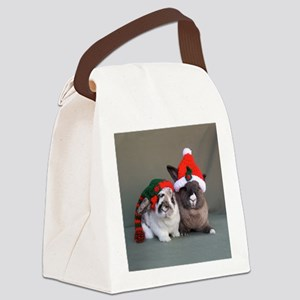 JebWillowOrnament Canvas Lunch Bag
