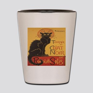 Le Chat Noir Shot Glass