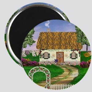 Country Cottage Magnet