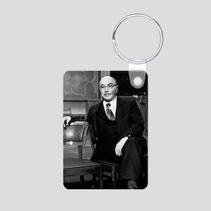 Yakov Zeldovich, Soviet ph Aluminum Photo Keychain