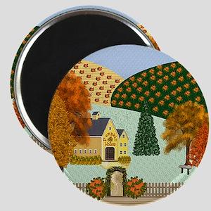 Pumpkin Hollow Magnet