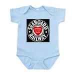 Seaboard Railway Infant Bodysuit