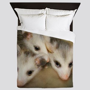 Possum BSnuttles Queen Duvet