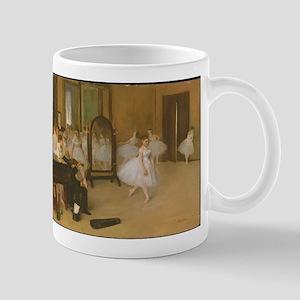 Degas Dancing Class Mug