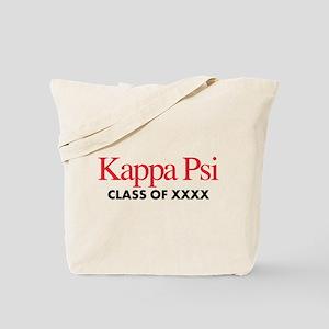 Kappa Psi Class of XXXX Tote Bag