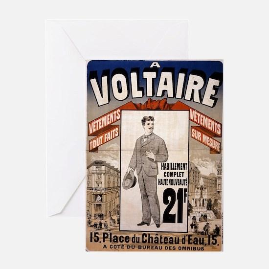 A Voltaire Vetements Tou Fait - Jules Cheret - 187