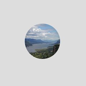 Columbia River gorge Mini Button