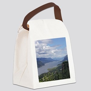 Columbia River gorge Canvas Lunch Bag