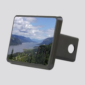 Columbia River gorge Rectangular Hitch Cover