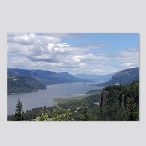 Columbia River gorge Postcards (Package of 8)