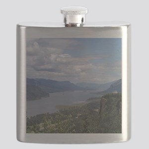 Columbia River gorge Flask