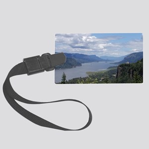 Columbia River gorge Large Luggage Tag