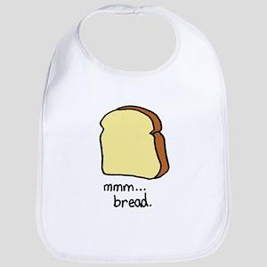mmm.. bread. Bib