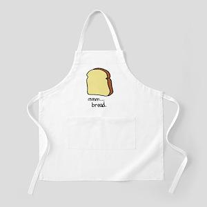 mmm.. bread. BBQ Apron