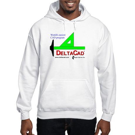 DeltaCad Hooded Sweatshirt