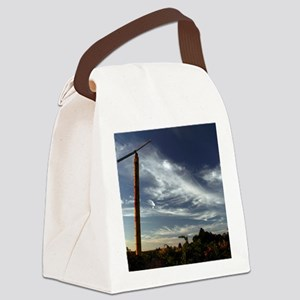 Vineyard Fan 11x14 Canvas Lunch Bag