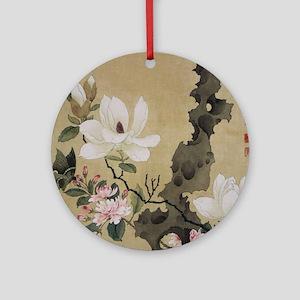 Chen Hongshou Round Ornament