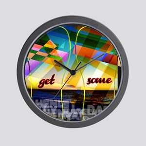 henley beach flipflops - get some Wall Clock