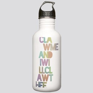 AJ Claw Me Stainless Water Bottle 1.0L