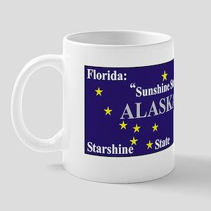 Alaska v. Florida Mug