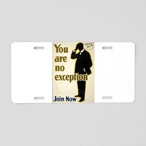 You Are No Exception Join Now - anon - circa 1916