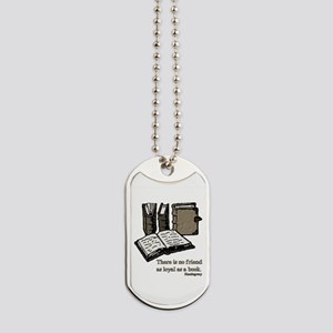 Books-3-Hemingway Dog Tags