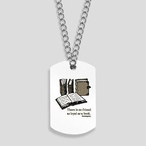 Books-3-Hemingway Dog Tags