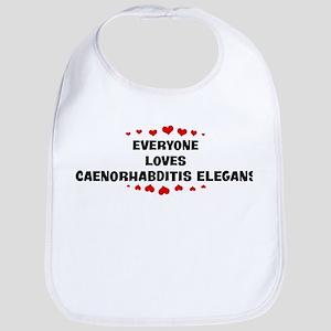 Loves: Caenorhabditis Elegans Bib