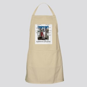 Lighthouses of England Apron