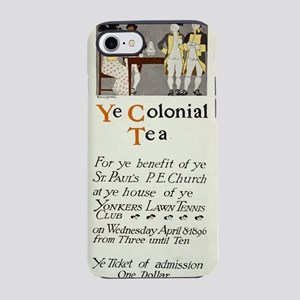 Ye Colonial Tea - Edward Penfield - 1896 - Poster