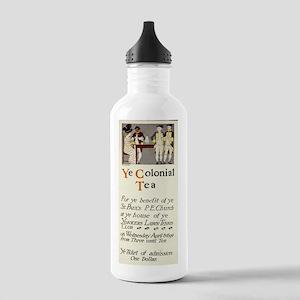 Ye Colonial Tea - Edward Penfield - 1896 - Poster
