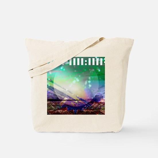 11:11 Church Tote Bag