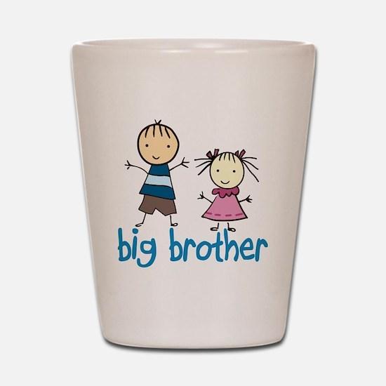 Big Brother Shot Glass