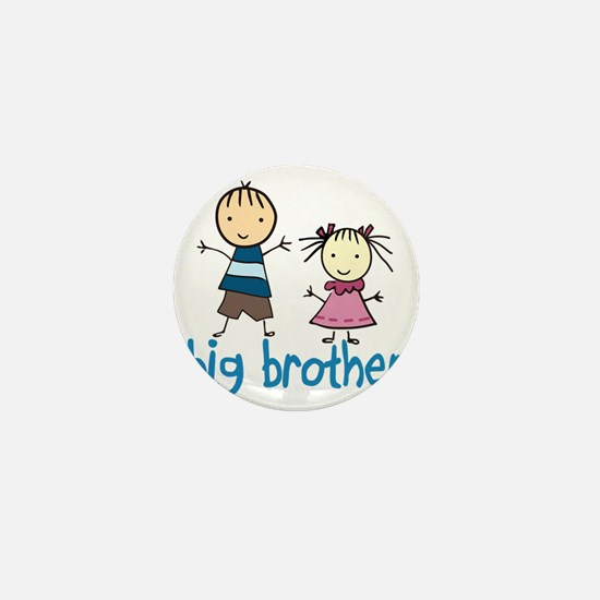 Big Brother Mini Button