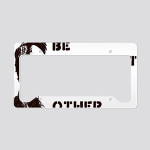 excellentrectangle License Plate Holder
