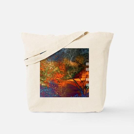 11:11 Fire Tote Bag