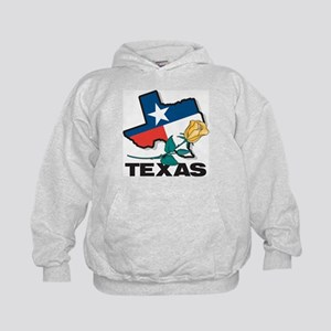 Texas Kids Hoodie