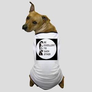 excellentbutton Dog T-Shirt