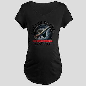TSS Imperturbable Crew Memb Maternity Dark T-Shirt