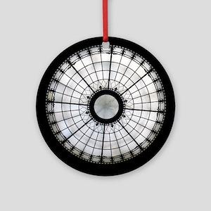 Skylight Round Ornament