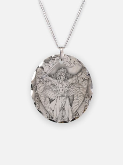 Uriel allover Necklace