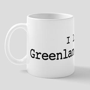 I like Greenland Sharks Mug