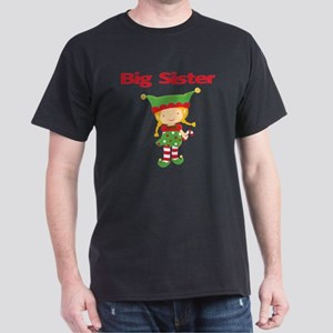 Elf Big Sister Dark T-Shirt